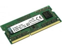 Модуль памяти SODIMM DDR3 4Gb KINGSTON PC12800/1600MHz, 1.35v, KVR16LS11/4 RTL (89329) (KVR16LS11/4)