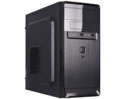 Корпус NAVAN Minitower IS001-BK Black, mATX, 450W, USB, Audio (98847) (IS001-BK)