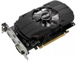 Видеокарта Asus NV GTX1050TI PH-GTX1050TI-4G 4Gb 128bit DDR5 DVI-D/HDMI/DP RTL (102037) (PH-GTX1050TI-4G)