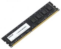 Модуль памяти DDR3 4Gb AMD PC12800/1600Mhz, 1.5V, CL11 R534G1601U1S-UO Black OEM (83604) (R534G1601U1S-UO)