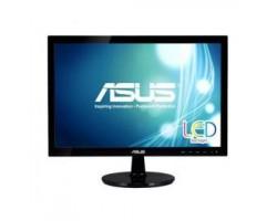"""Монитор ASUS 18.5"""" VS197DE черный TN+film LED 5ms 16:9 матовая 200cd 1366x768 D-Sub (93758) (90LMF1001T02201C)"""