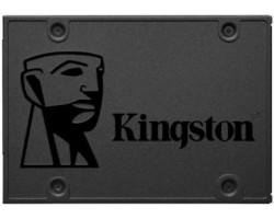 "Жесткий диск SSD 2.5"" SATA3 KINGSTON SA400, 120Gb, TLC, 7mm, SA400S37/120G R500Mb/s, W320Mb/s RTL (105254) (SA400S37/120G)"