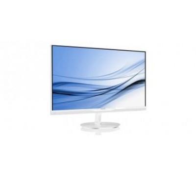 """Монитор PHILIPS 21.5"""" 224E5QSW (00/01) AH- IPS LED 5ms 16:9 DVI 20M:1 250cd White (84014) (224E5QSW/01) Акция"""