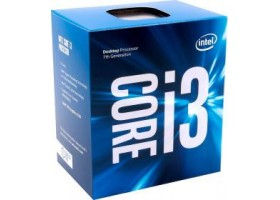 Процессор INTEL S1151 Core i3 7100 Kaby Lake BOX (103543) (BX80677I37100SR35C)