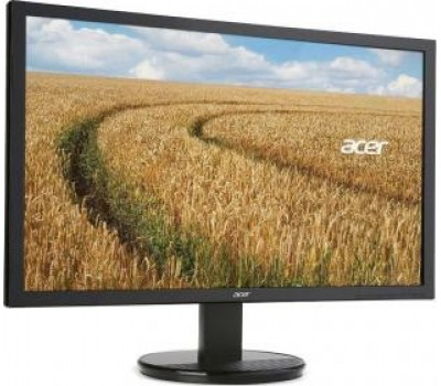 "Монитор Acer 23.6"" K242HQLBbd Black (LED, Wide, 1920x1080, 5ms, 170град./160град., 300 cd/m, 100,000,000:1, +DVI ) (112903) (K242HQLBbd)"