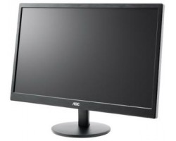 "Монитор AOC 21.5"" E2270SWDN черный TN+film LED 5ms 16:9 DVI матовая 700:1 200cd 1920x1080 D-Sub (93148) (E2270SWDN) Акция"