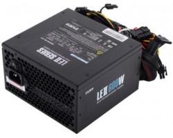Блок питания ПК ZALMAN 600W ZM600-LE2 ATX, 120mm, 24+8pin/6*SATA/3*Molex/FDD/2*PCI-E, Black RTL (98677) (ZM600-LE2)