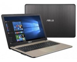 "Ноутбук Asus X540NA-GQ008 N4200/4G/500GB/15.6""/noODD/WiFi/BT/Cam/ENDLESS Chocolate Black (116382) (90NB0HG1-M00790)"
